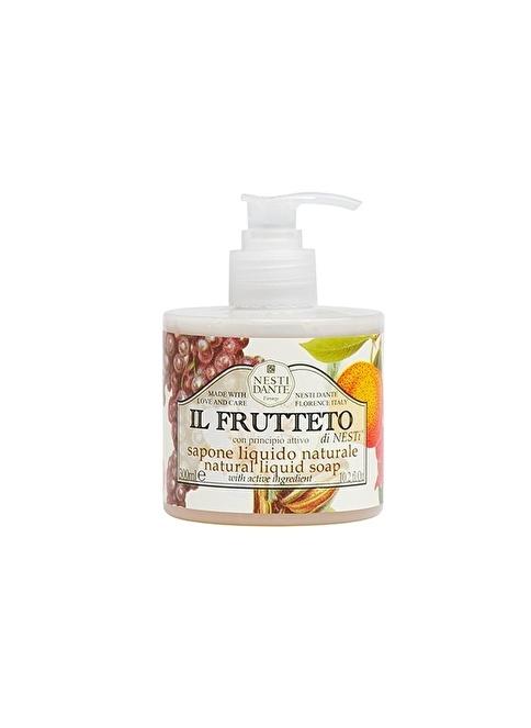 Nestidante  Il Frutteto Natural Lıquıd Sıvı Sabun 300 Ml Renksiz
